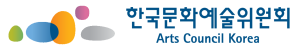 logo arts council korea t